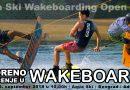 Aqua Ski Wakeboarding Open 2018